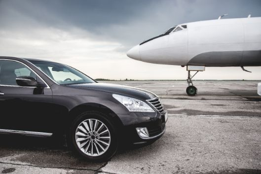 Limo Mate airport transfer